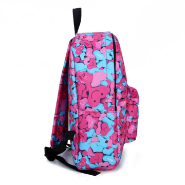 Fashion leisure multi function Canvas Backpack