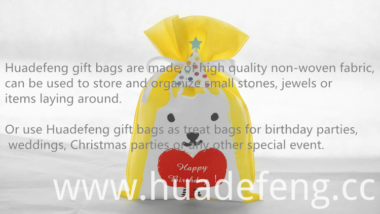 Birthday Party Bag Ideas