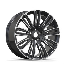 Aluminum Land Rover Replica Wheels
