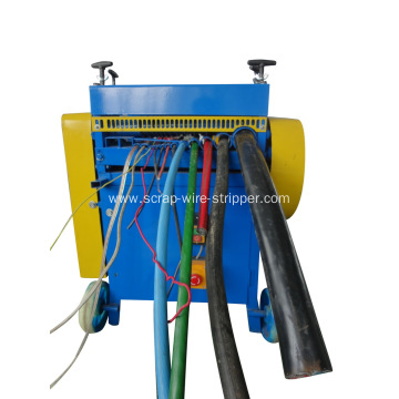 Factory directly provided for Scrap Wire Stripping Tool automatic wire stripper and cutter supply to Brunei Darussalam Manufacturer