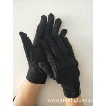 Cheap PriceList for Glove Deluxe Hand Gloves Black Deluxe Sure Grip Horse Riding Gloves supply to Colombia Wholesale