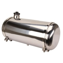 Round Stainless Steel Fuel Tank