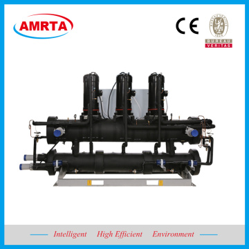 Packaged Scroll Industrial Water Cooled Chiller with CE