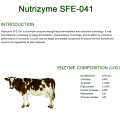 Complex enzymes to promote animal digestive