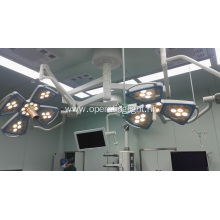 Double domes flower OT lamp HD camera system