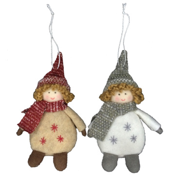 Christmas 3D Kids pattern hanging pendant ornaments