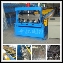 Aluminum Metal Sheet Floor Decking Roll Forming Machine