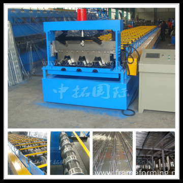 Steel Machinery Floor Decking Roll Forming Machine