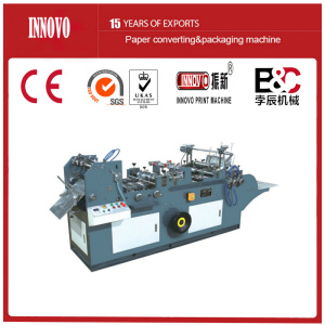 Fully Automatic Pasting Machine for Envelope Paper