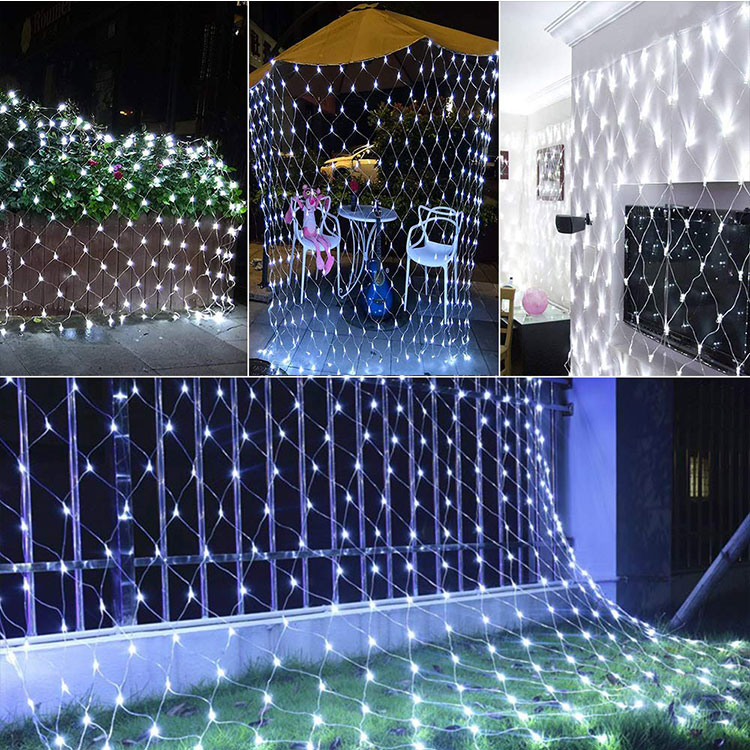 net shaped led light