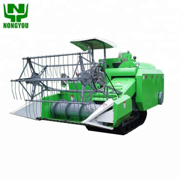 Wheat cutter mini rice combine harvester for sale