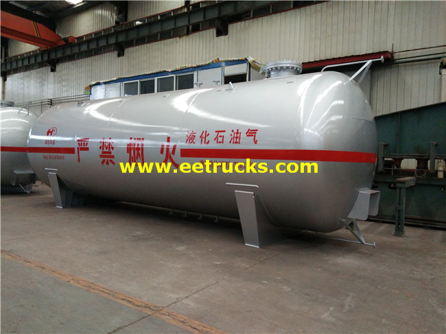 25000L Aboveground LPG Storage Tanks