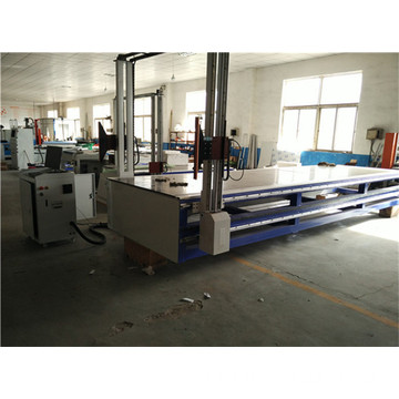 CNC hotwire foam cutting machine