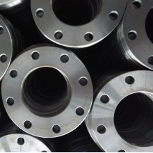 Factory Supplier for GOST Weld Plate Flange High Pressure Carbon Steel GOST 12820-80 PN10 Slip-on Flanges export to South Africa Supplier