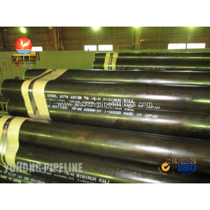 Factory selling for Spiral High Temperature Boiler Tube ASTM A213M T9 Alloy Seamless Tube supply to Cyprus Exporter
