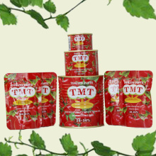 Canned Vegetables Tomato Ingredient TMT Brand