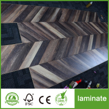 New Design  Fishbone Color Laminate Flooring