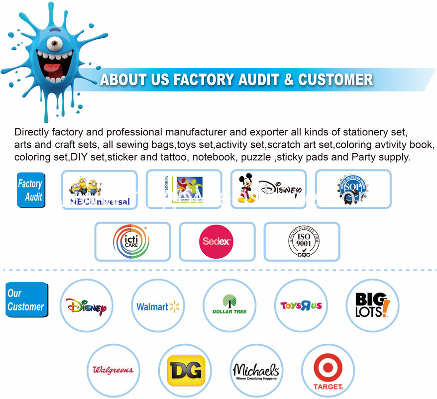 Factory Audit And Coustomer List