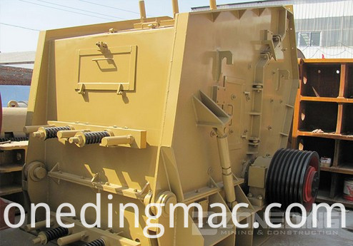 Ilmenite Impact Crusher