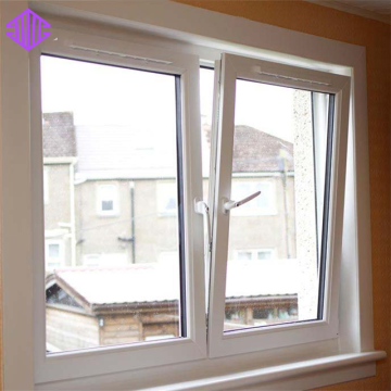 Lingyin Construction Materials Ltd Aluminum Tilt And Turn Windowdouble Glass Window price  for nepal market