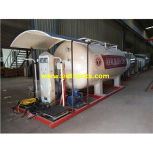 20000L 10ton Skid-mounted Propane Stations