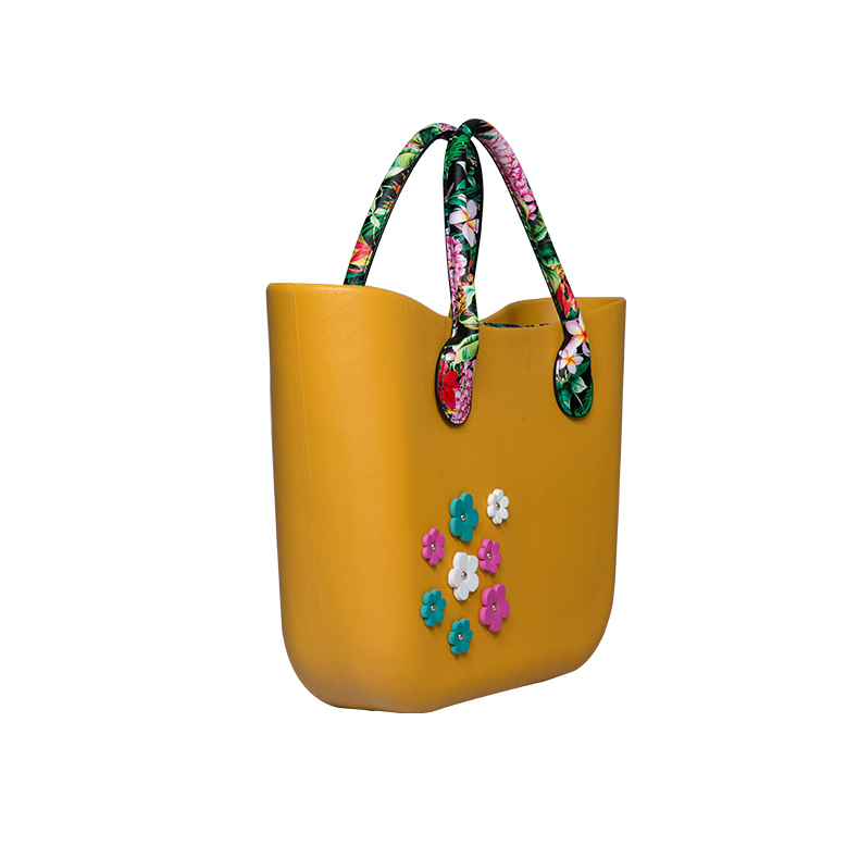 Eco-friendly EVA Foam Fashion design ladies tote bags