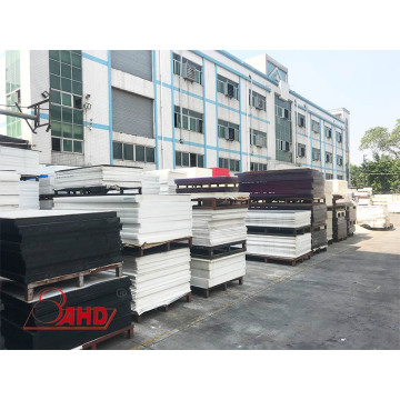 High-strength Black Color ABS  Plastic Sheet