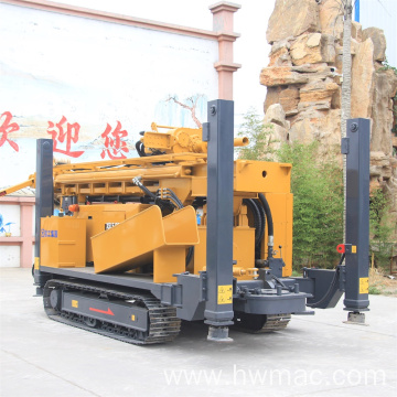 XCMG XSL5/260 500 Meters Pneumatic Drilling Rig