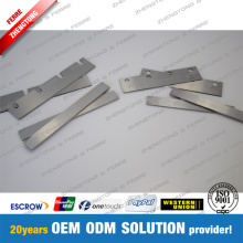 Tungsten Carbide Knives for Tobacco Industry