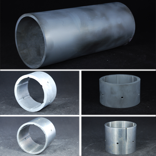Tungsten Carbide Shaft Sleeve Bushing