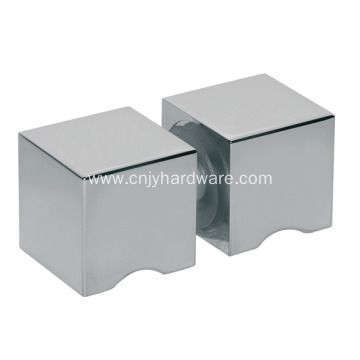 Wholesale square shower door knob door handle