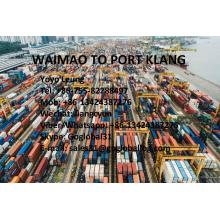 China for Asia Shipping Line Zhongshan Waimao Sea Freight to Malaysia Port Klang export to Spain Manufacturer
