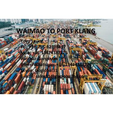 Factory source manufacturing for Asia Shipping Line Zhongshan Waimao Sea Freight to Malaysia Port Klang export to Indonesia Manufacturer