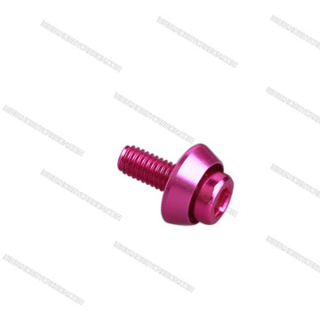 M3 * 10mm Aluminium Socket Screw Whole sale Price