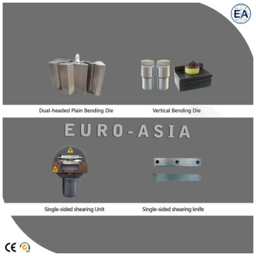 Busbar Processing Machine With 3D software