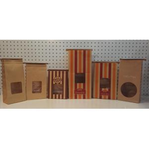 Brown Paper Bag Lunch Bag