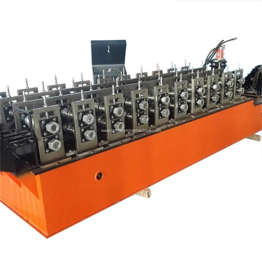 Light Gauge Steel Frame House Structure Machine