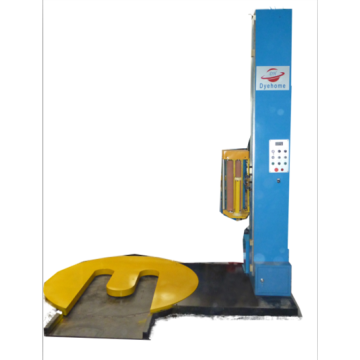 M type Turntable pallet film wrapping machine