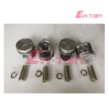 PERKINS engine parts 404D-22 piston ring set