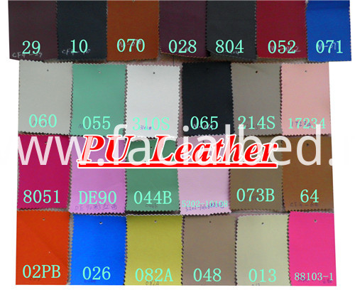 PU leather-1