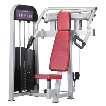 China for Heavy Duty Gym Machine Best Exercise Gym Equipment Incline Chest Press supply to Portugal Factories