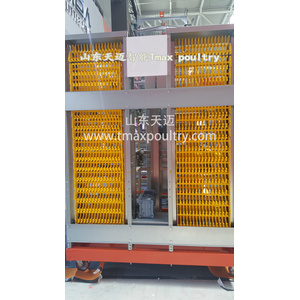 Egg Collecting Machine System