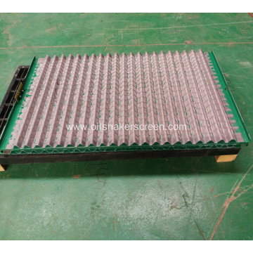 24-325mesh Hyperpool Shale Shaker Screen
