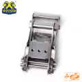 "3"" Heavy Duty Steel Ratchet Buckle For 10000KG"