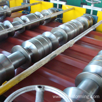 New technology roof tile automatic strut roll former machine
