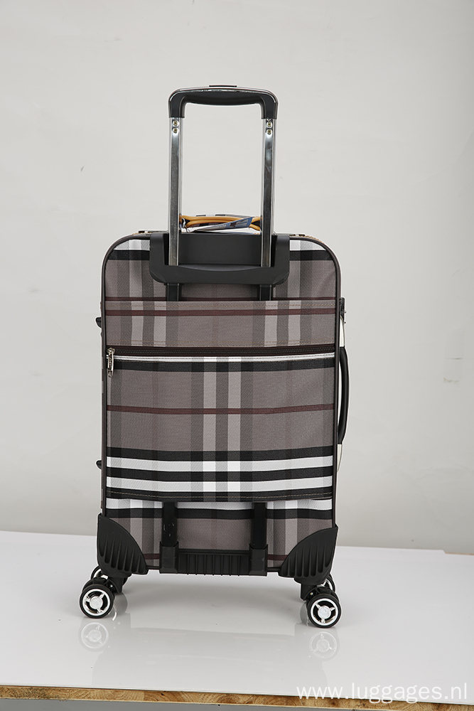 EVA Airport Suitcase Wheels Trolley Luggage