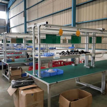 Customized Assembly Esd Wood Workbench For Sale