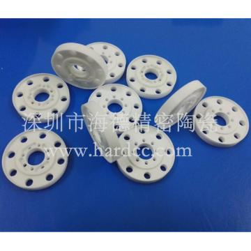 Best Quality for Machinable Glass Ceramic Disc machinable ceramic customized mica glass structural parts export to Poland Manufacturer