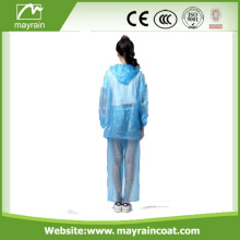 Waterproof Breathable PVC Rain Suit