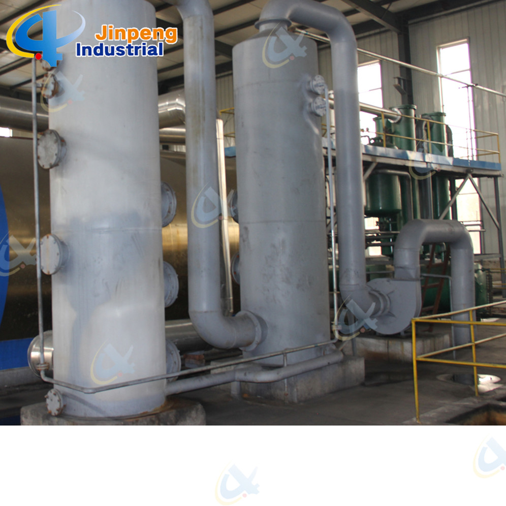 High Temperature Enclosed Discharging Pyrolysis Equipment